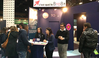 semaine commerce stand